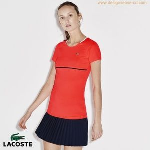 NWOT- Fluo Energy – Lacoste Tennis T-shirt Size:S